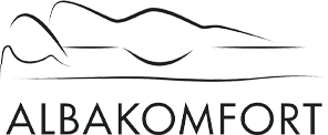 Albakomfort logó